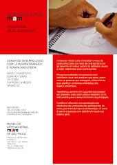 CURSO DE DESENHO CEGO - MAM Programa Igual Diferente