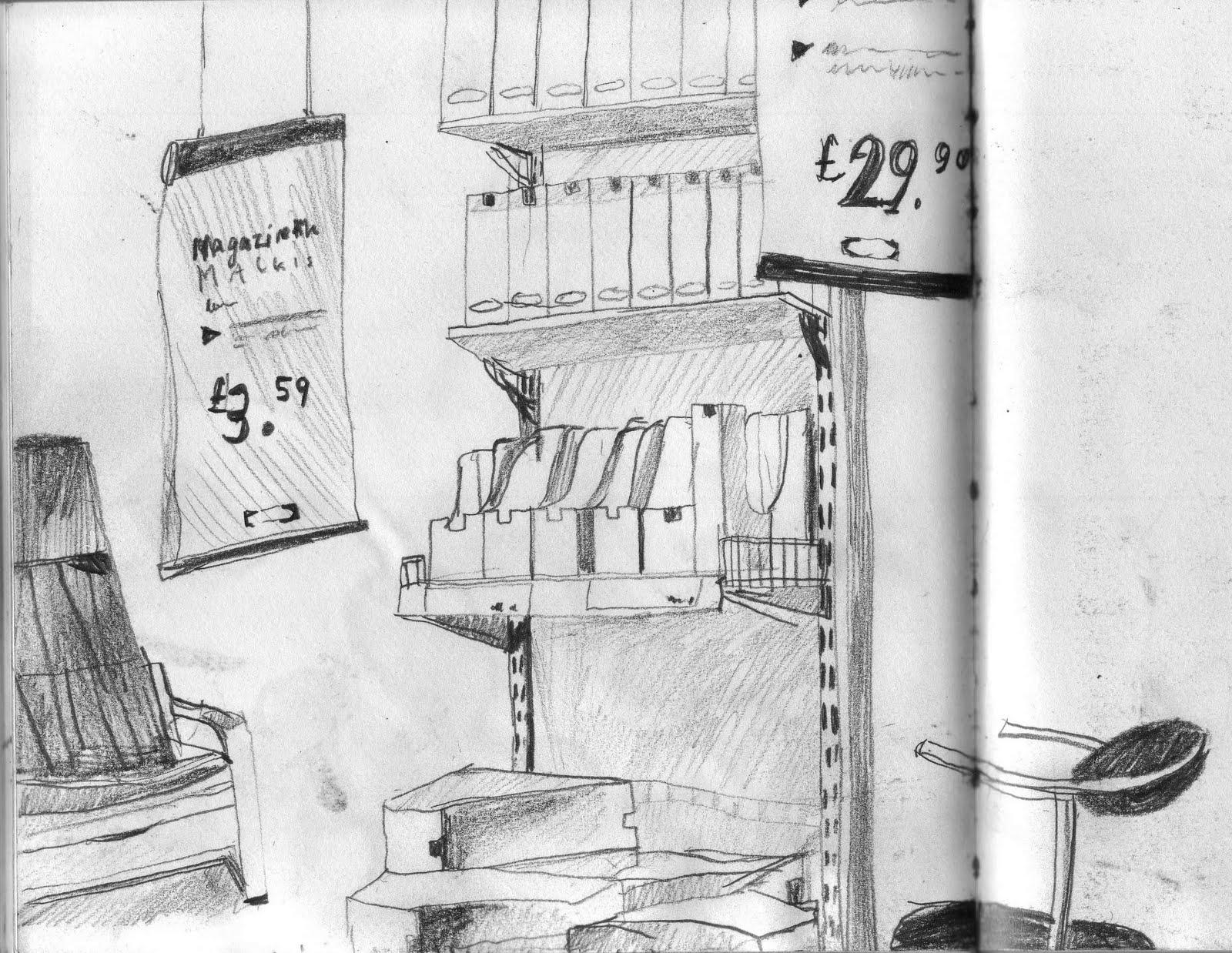henry blackshaw art ikea drawings. Black Bedroom Furniture Sets. Home Design Ideas