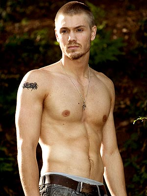 Chad Michael Murray: i used to watch One Tree Hill every week because
