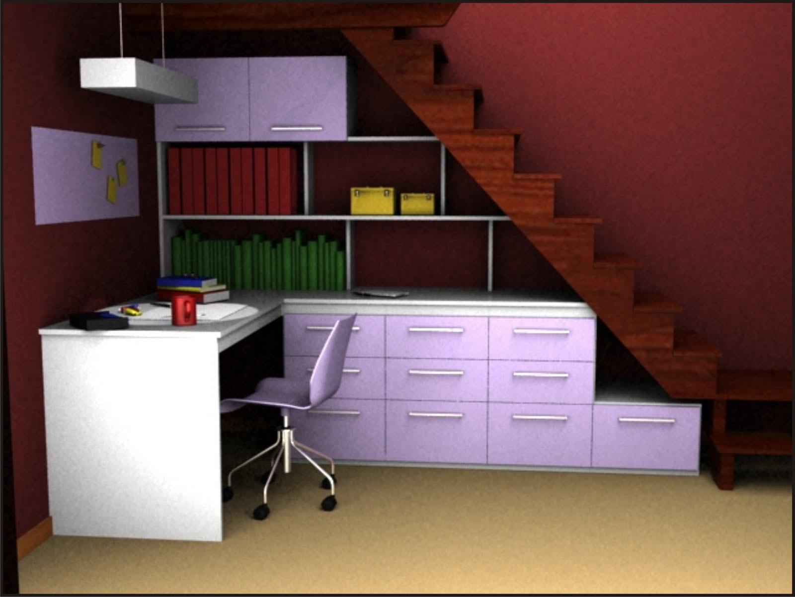 Grupo impronta dise o biblioteca escritorio para habitaci n - Escritorio para habitacion ...