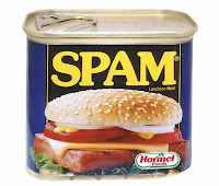 The acceptable face of Spam