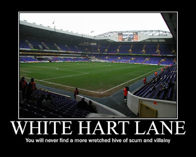 Tottenham Hotspur Football Ground