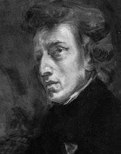 Frédéric Chopin (retratado por Delacroix)