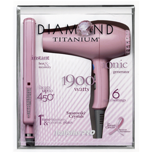 - blow dryer and flat iron 68248