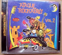 Ataque Rockabilly vol 2