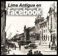 Lima Antigua en Facebook