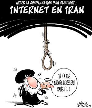 la liberté de la presse en Iran