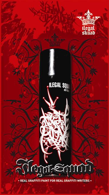 Revista de graffiti *Ilegal Squad* #30 Buscala ya! En tu puesto de revistas!