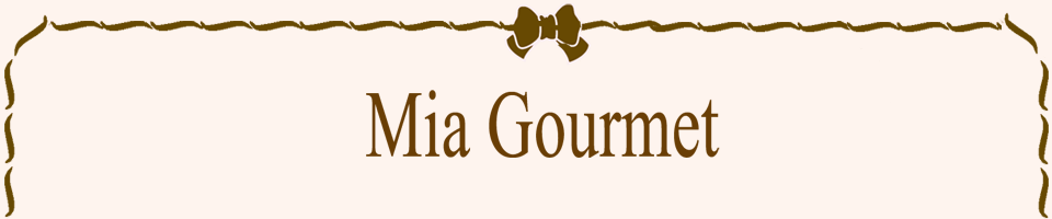 MIA  GOURMET