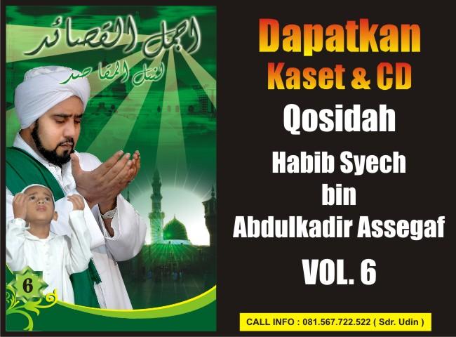 QOSIDAH VOL. 6