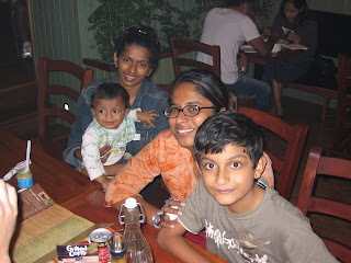 Amici a Nando's