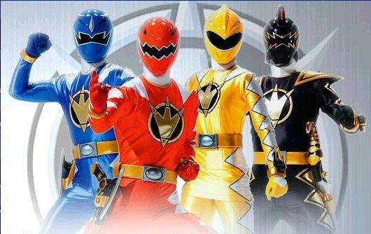 Power Ranger Dino Thunder