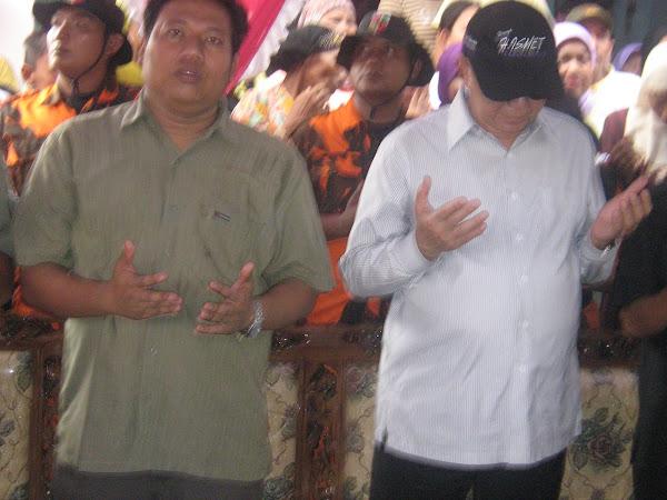 budi Usman di Rajeg