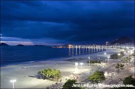 Site de Copacabana para os Suiços