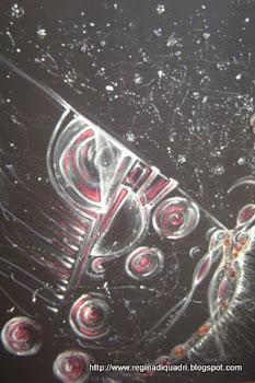 quadro in esposizione in giappone, agosto 2010