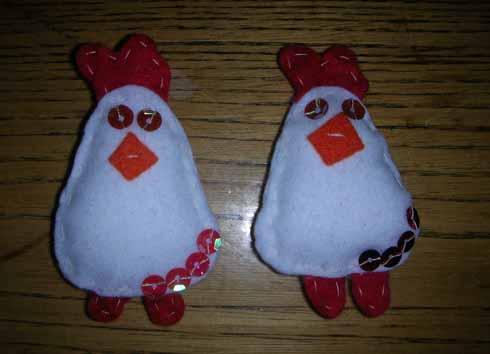 gallinas discotequeras