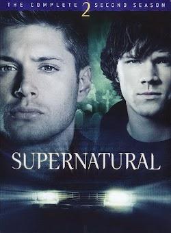 Siêu Nhiên 2 - Supernatural Season 2 (2006) Poster