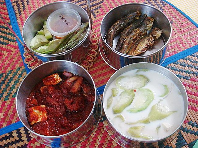 Mangkuk Tingkat Ramadhan Last Day of Mangkuk Tingkat
