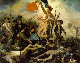 Pinturas de Guerra. - Página 2 Eugene-Delacroix_La-Libertad-Guiando-al-Pueblo