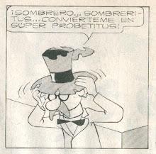 ¡Hola! Soy el Dr. Probeta.