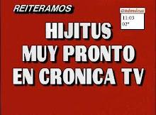 HIJITUS MUY PRONTO...