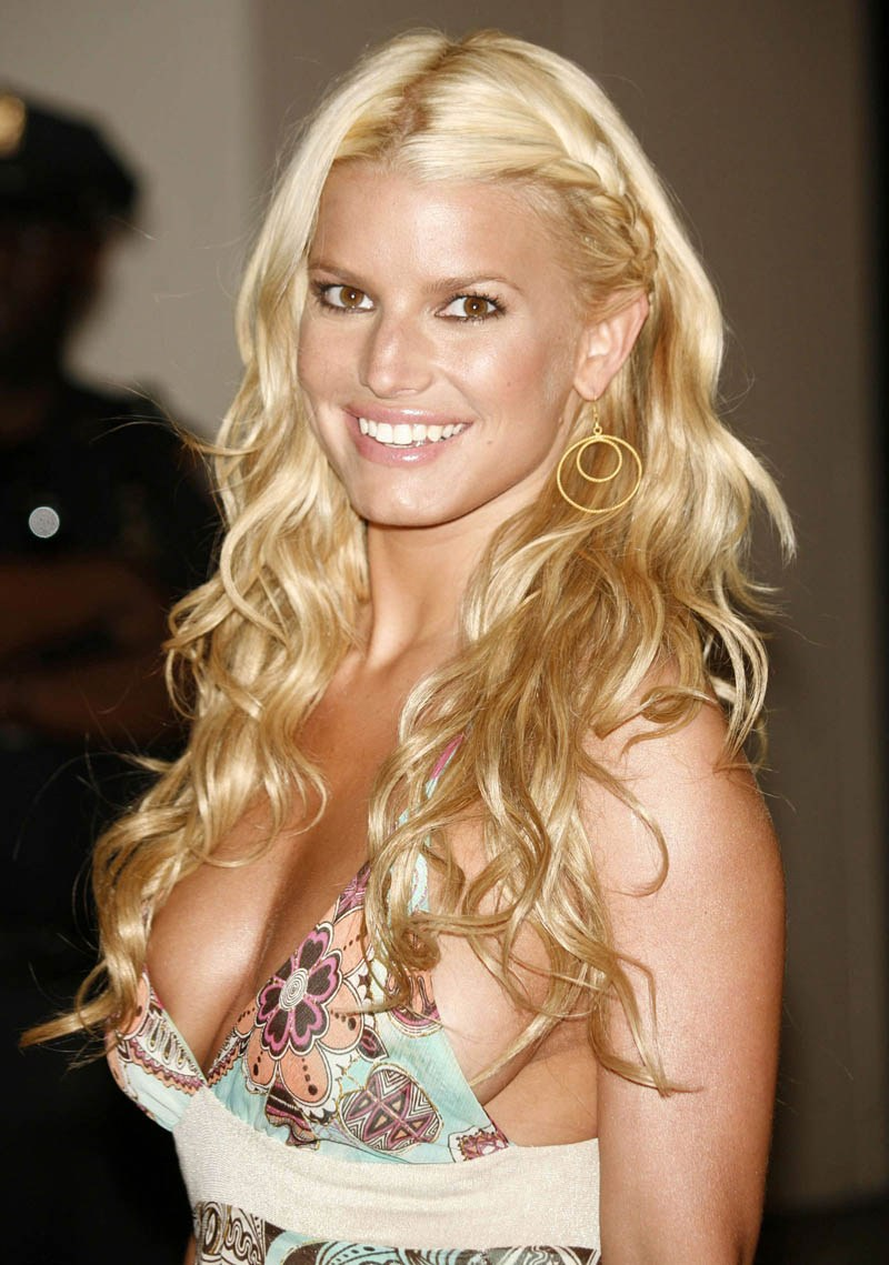 Jessica Simpson - Wallpaper Hot