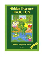 FROG FUN - Book #8