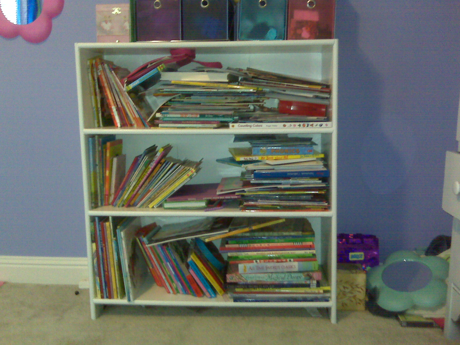 Amazing photo of kt moxie: Must Have Monday: A bookcase for every kid's bedroom with #6C3F34 color and 1600x1200 pixels