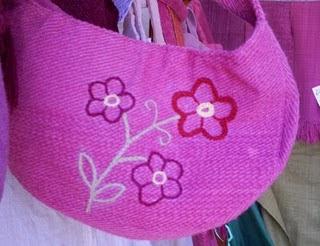 bolsas femininas de tecido