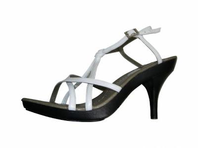 Moda de sandalias 2009