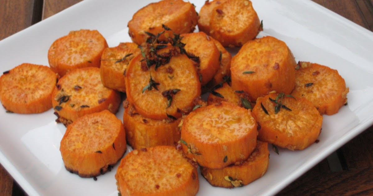 Cathie Filian: Herb Roasted Sweet Potatoes Recipes