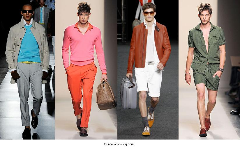 fashionista wears chanel men man fashion 2010 mens