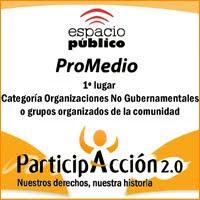 ParticipAcción 2.0 2009