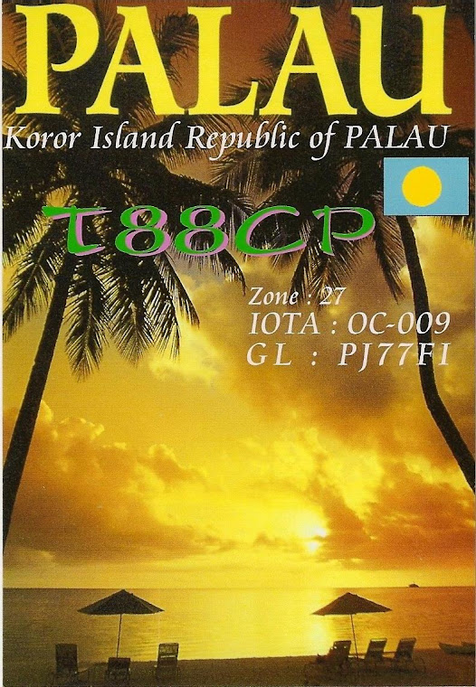 Koror Island Republic of Palau
