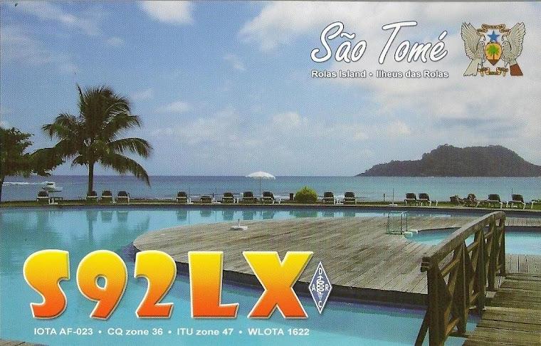 """Sao Tomé """"Rolas Island"""""""