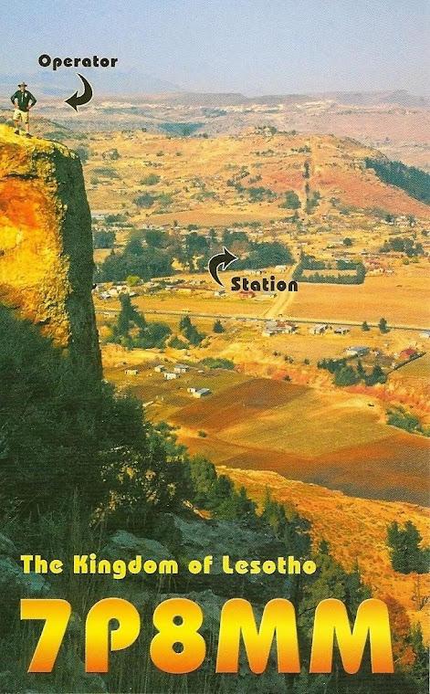 kingdon of Lesotho