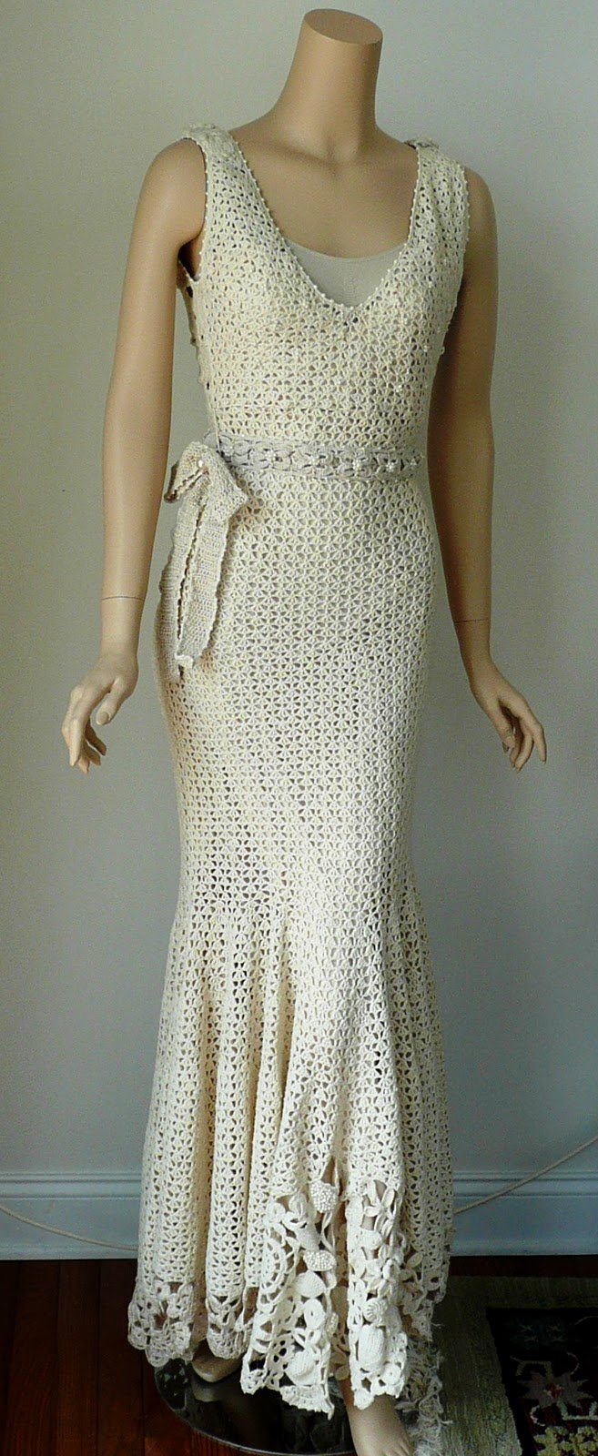 Cgoa now 2010 design competition winners for Crochet lace wedding dress pattern