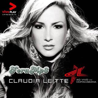 Claudia Leitte - Ao Vivo em Copacabana 2008