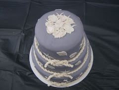 My weddingcake 2