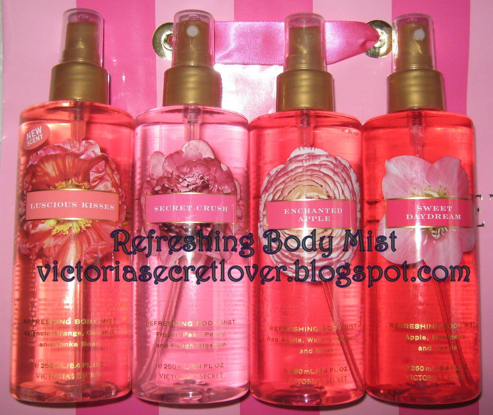 Victoria 39 S Secret Heaven Secret Garden Collection Available Ready Stock