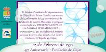 PRESENTACÓN DE LA PAGINA WEB