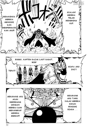 Baca Manga, Baca Komik, One Piece Chapter 11, One Piece 11 Bahasa Indonesia, One Piece 11 Online