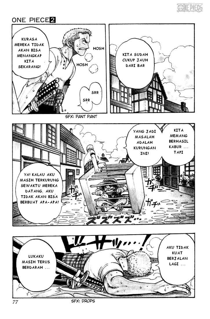 Baca Manga, Baca Komik, One Piece Chapter 12, One Piece 12 Bahasa Indonesia, One Piece 12 Online