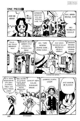 One Piece page 03