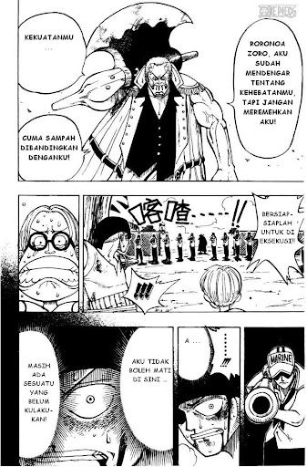 Baca Manga, Baca Komik, One Piece Chapter 5, One Piece 5 Bahasa Indonesia, One Piece 5 Online