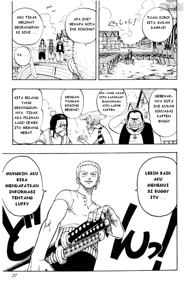 Baca Manga, Baca Komik, One Piece Chapter 9, One Piece 9 Bahasa Indonesia, One Piece 9 Online