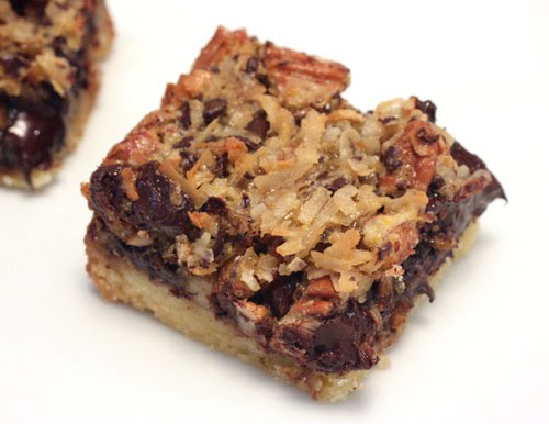 lisa is cooking: Coconut Pecan Chocolate Chunk Bars