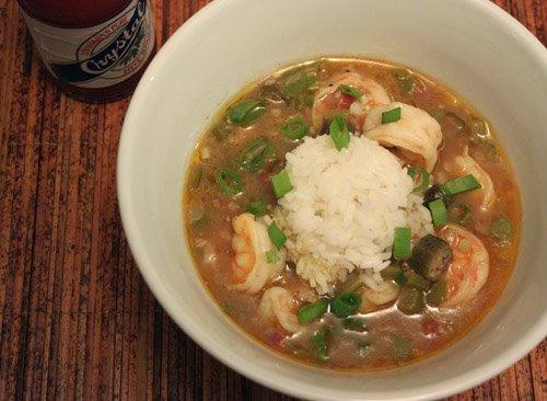 lisa is cooking: Shrimp and Okra Gumbo