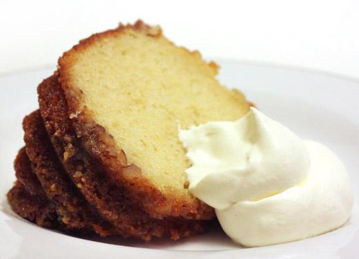 lisa is cooking: Bermudian Rum Cake