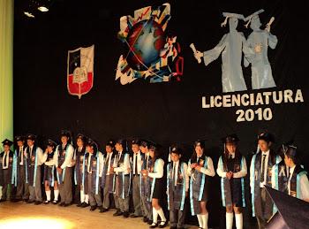 LICENCIATURA 2010